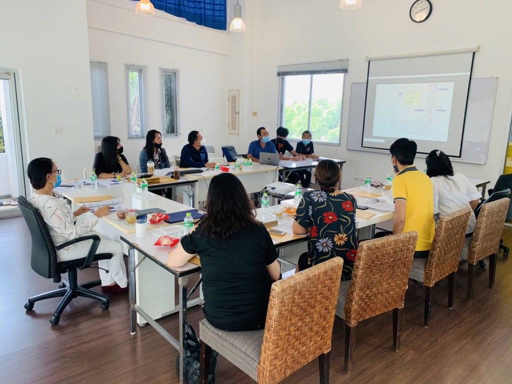 ประชุมคณะกรรมการ มัณฑนา วงแหวน – เทพารักษ์  Manthana Wongwaen – Teparak @สมุทรปราการ 23 March 2019