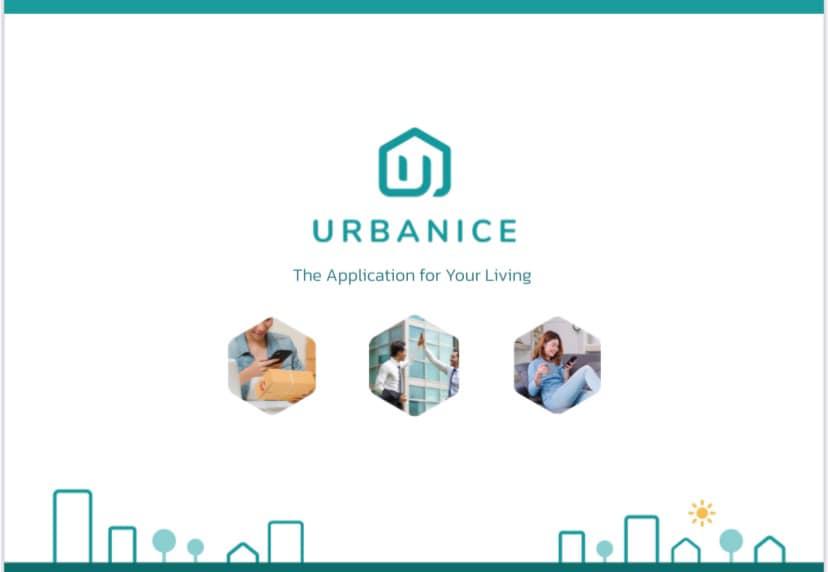 STSMG 🤝 URBANICE  STSMG ร่วมมือกับ URBANICE ผู้พัฒนา Applications ด้านการให้บริการใน คอนโด และ หมู่บ้าน นำมาใช้ทุกโครงการฯ ที่ STSMG บริหารจัดการฯ
